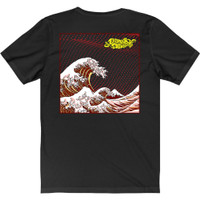 Kaos Pendek | T-Shirt Supermusic x This Is My Wave x Endank Soekamti