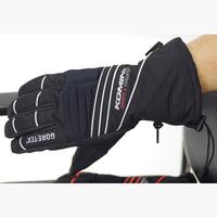 Komine GK-794 GTX Winter Glove Sarung Tangan Motor - Black SIlver