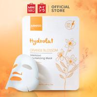 MINISO Masker Wajah Hydrating Sheet Mask Moisturizing Rosemary Kontrol