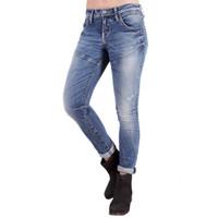 Jeans Wanita / Skinny 91 Series Light Blue 43S91L3LL - Logo Jeans