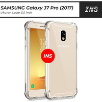 Casing Samsung Galaxy J7 Pro / J730 / 4G LTE / Duos Softcase