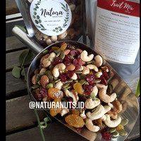 Trail Mix- PREMIUM DELIGHTS 350gr. SUPER FOOD.