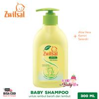 Zwitsal Natural Baby Shampoo Shampo Bayi Anak Hypoallergenic 300ml