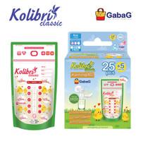 Gabag - Kantong Asi Kolibri Classic 120 ml Ayam Koening