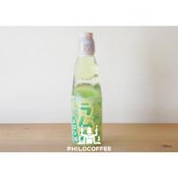 Hata Ramune Melon 200ml Minuman Soda (Wajib Gojek)   1 Dus