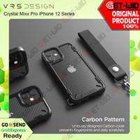 Case iPhone 12 Pro Max / 12 Mini / 12 Pro VRS Design Crystal Mixx Pro