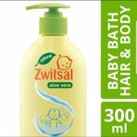 Zwitsal Baby Bath 2in1 pump