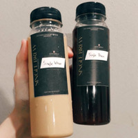 Bag of 2 Bundle Ready to Drink Kopi Hitam - Kopi Susu