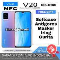 VIVO V20 8/128GB Garansi Resmi