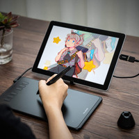 Huion H640P Pen Tablet Alat Desain Grafis Alternatif Wacom