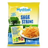 Kentang Goreng Mydibel Shoestring 1kg Depok GDC