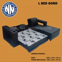 Sofa L Bed GORD