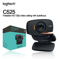 Logitech C525 HD Webcam ORIGINAL