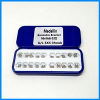 Behel gigi/bracket gigi/bracket medelin mini roth 022