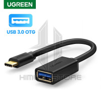 UGREEN 30701 OTG Kabel USB Type C Male To USB 3.0 Female Adapter Cable