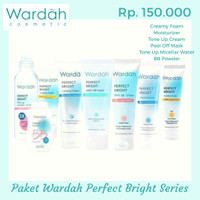 Paket Wardah Perfect Bright Series
