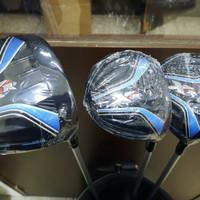 Bag Golf Callaway dan Full Set Stick Callaway Golf XR