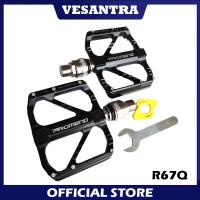 Promend R67Q Pedal Quick Release SELI Sepeda Lipat QR