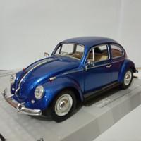 Diecast VW KODOK Volkswagen classical beetle 1967 miniatur mobil murah