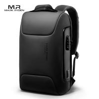 "Tas Backpack MARK RYDEN MR9116 100% Original Ransel Laptop 15.6"" Inch - Black"