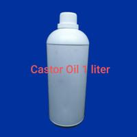 Castor Oil minyak jarak 1 liter