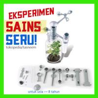 Seri Sains Anak - WEATHER STATION - Mainan Edukatif Eksperimen Cuaca