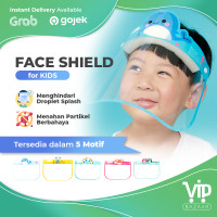 Faceshield kacamata anak/Pelindung Wajah/Faceshield Nagita kaca mata