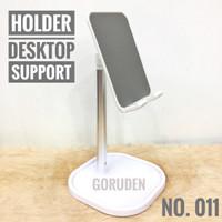 Phone Holder Hp Meja Desktop Stand Dudukan Tablet Universal 011