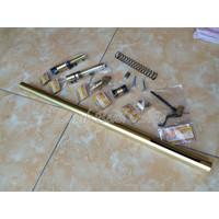 Pipa Set OD 25 tebal 2mm P. 80 cm V2 Murah