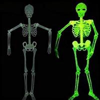 Halloween Skeleton Glow in the dark / Dekorasi Tengkorak