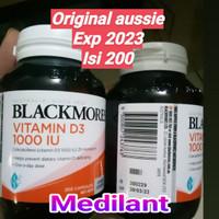 blackmores Vitamin D3 1000iu isi 200