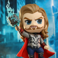 HOT TOYS HT COSBABY COSB783 THOR THE AVENGERS VERSION