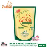 Zwitsal Baby Fabric Detergent Deterjen Pakaian Bayi Refill 425ml