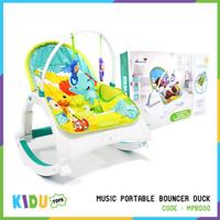 Mainan Anak Bayi Music Portable Bouncer Duck