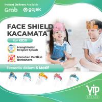 Faceshield kacamata/Pelindung Wajah/Faceshield Nagita/Face shield anak
