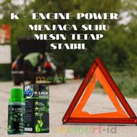 OLI ADDITIVE K-ENGINE POWER MENGHEMAT BBM