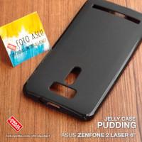 Soft Jelly Case Asus Zenfone 2 Laser 6 ZE601KL Softcase Casing Cover
