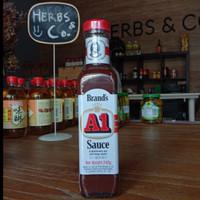 A1 Steak Sauce / Saus / Saos Steak 240gr