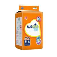 WECARE Popok Dewasa Unisex XL 8 / Popok Perekat / Adult Diapers