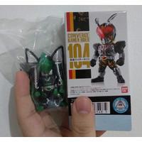 Kamen Rider Chalice + Joker Set Converge KR 18 Bandai Figure 2pc