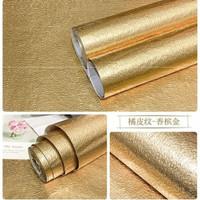 Termurah Grosir Wallpaper Dapur Gold