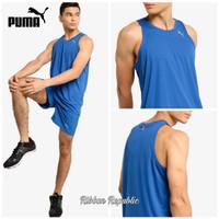 Puma Sport Shirt Pria Man Original Baju Lari Kaos Olahraga Running Ori