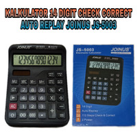 KALKULATOR 14 DIGIT JOINUS JS-5003