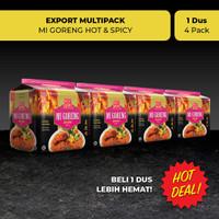 Best Wok Mi Goreng Hot & Spicy Dus 20 pcs (Export Multipack)