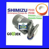 "Otomatis ORI SHIMIZU"" pompa air PS 103 130 135 e bit tangki"
