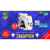 Paket PC Enter Gaming E-Sports CHAMPION INTEL X Nvidia 2060