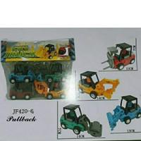 Mainan Mobil CityTruck Shovel Beko Truk Konstruksi