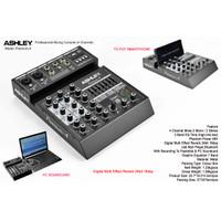 Mixer Audio ASHLEY PREMIUM 4 4Channel PREMIUM4 PC SOUNDCARD RECORDING