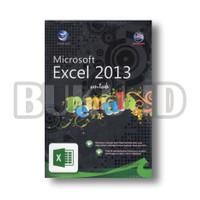 Buku Microsoft Excel 2013 untuk Pemula