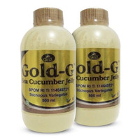 JELLY GAMAT GOLD-G 500GR ORIGINAL